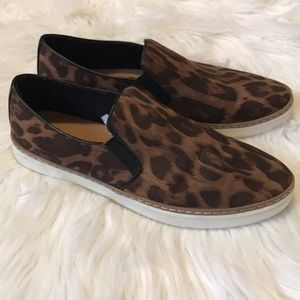 A New Day Leopard slip-on sneaker